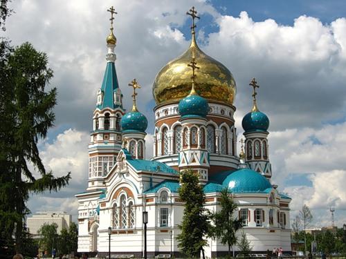 Кафедральный собор Успения Пресвятой Богородицы города Омска