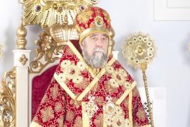 митропоилт Владимир на Пасхальное послание на тизер