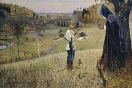 7 мая в 17.00 в Омск прибудут мощи преп. Сергия Радонежского