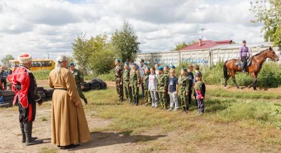 20160831 005 Экскурсия в Сибирский Казачий центр конного искусства Атаман Омск IMG_1155