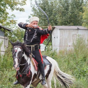 20160831 047 Экскурсия в Сибирский Казачий центр конного искусства Атаман Омск IMG_1423