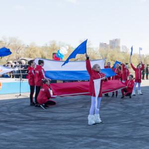 20170428 007 Молитва перед началом всякого дела открытие сезона навигации на Иртыше Омск IMG_4260