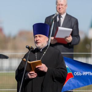 20170428 020 Молитва перед началом всякого дела открытие сезона навигации на Иртыше Омск IMG_4351