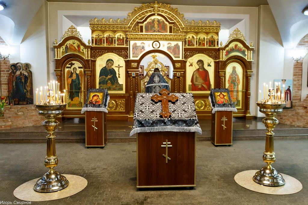 180314 004 Визит в Омск схиархимандрита Илия митр. Владимир (Иким) IMG_5844