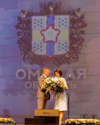 180803 217 Филармония поздравления Омск митр. Владимир (Иким) IMG_9196