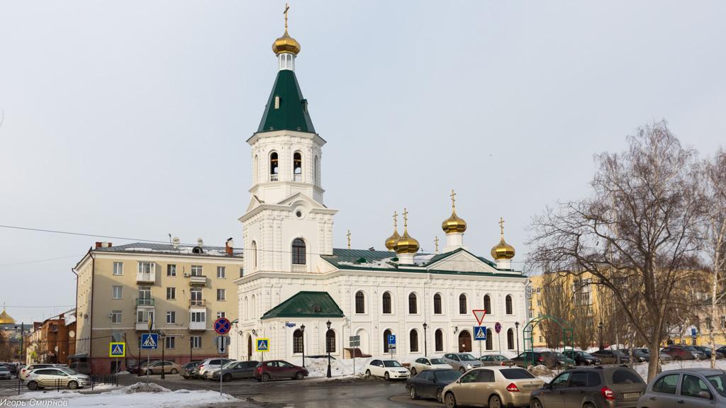 Собор Воскресения Христова города Омска