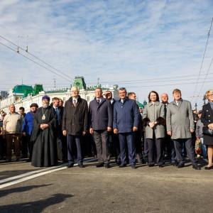 181003 232 Открытие Юбилейного моста Омск митр. Владимир (Иким) IMG_3204