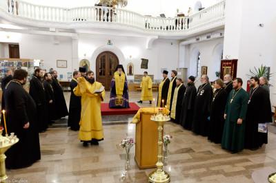 181113 003 Сборы Молебен Воскресенский военный собор Омск IMG_0938