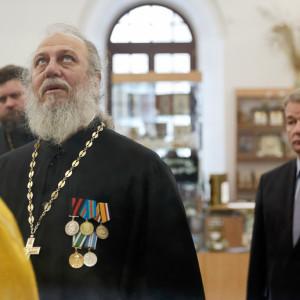 181113 015 Сборы Молебен Воскресенский военный собор Омск IMG_1004