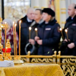 181118 209 День памяти жертв ДТП Собор Успения Омск P1050745
