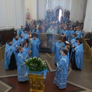 2019.04.12 Акафист Похвалы Богородицы 8