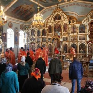 2019.05.05 Казанский собор. Литургия 12