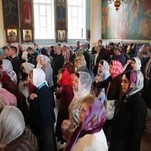 2019.05.05 Казанский собор. Литургия 19