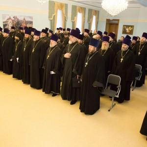 2019.12.24 Собрание духовенства-2