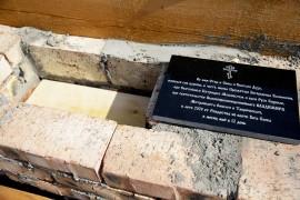 2020.05.12 Освящение закладного камня в основание храма в честь Казанской иконы Пресвятой Богородицы в деревне Пахомовка (16)