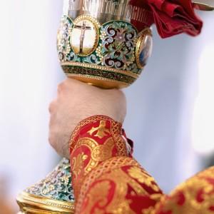 Литургия в соборе Успения Пресвятой Богородицы в праздник Николая Чудотворца(29)