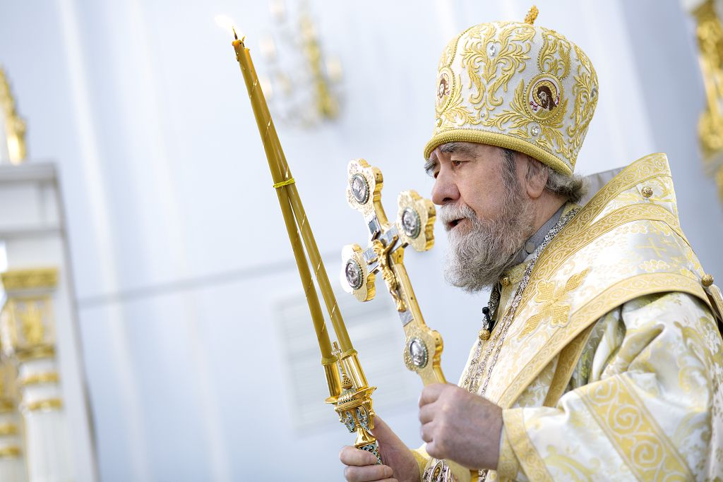 Неделя 7-я по Пасхе, святых 318 богоносных отцов Первого Вселенского Собора(13)