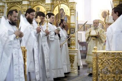 Неделя 7-я по Пасхе, святых 318 богоносных отцов Первого Вселенского Собора(21)