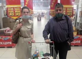Помощь православных добровольцев