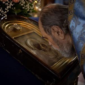 2020.07.21 Литургия в праздник Казанской БМ в Казанском Соборе(30)