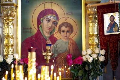 2020.07.21 Литургия в праздник Казанской БМ в Казанском Соборе(8)