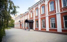 Зачисление абитуриентов в Омскую духовную семинарию