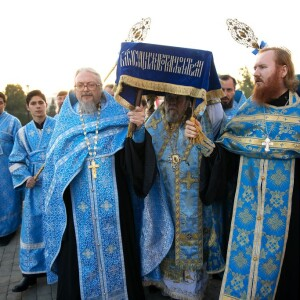 2020.08.30 чин погребения плащаницы Пресвятой Богородицы(30)