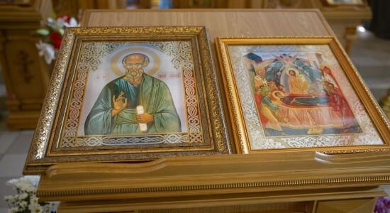 2020.08.31 Омская духовная семинария. Молебен на начало учебного года(1)