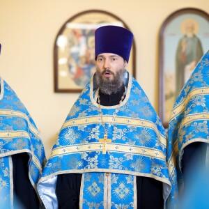 2020.08.31 Омская духовная семинария. Молебен на начало учебного года(6)