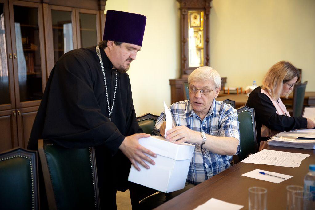 2020.08.31 Омская духовная семинария. Ученый совет(16)