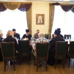 2020.08.31 Омская духовная семинария. Ученый совет(3)