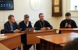 Сотрудники молодежного отдела Омской епархии приняли участие в работе семинара по организации молодежной работы