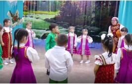 Праздник «Покров Пресвятой Богородицы» в 377 детском саду