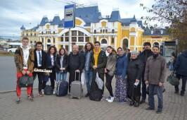 Омская молодёжь приняла участие во Всесибирской библейской школе в г. Томске