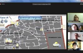 В рамках Рождественских образовательных чтений прошел вебинар «Презентация электронного интерактивного пособия «Уроки Православной культуры»