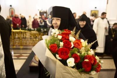 2021.01.08 Успенский собор. Поздравление духовенства(67)
