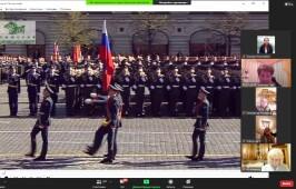 Мероприятие ко Дню защитника Отечества прошло в онлайн-формате