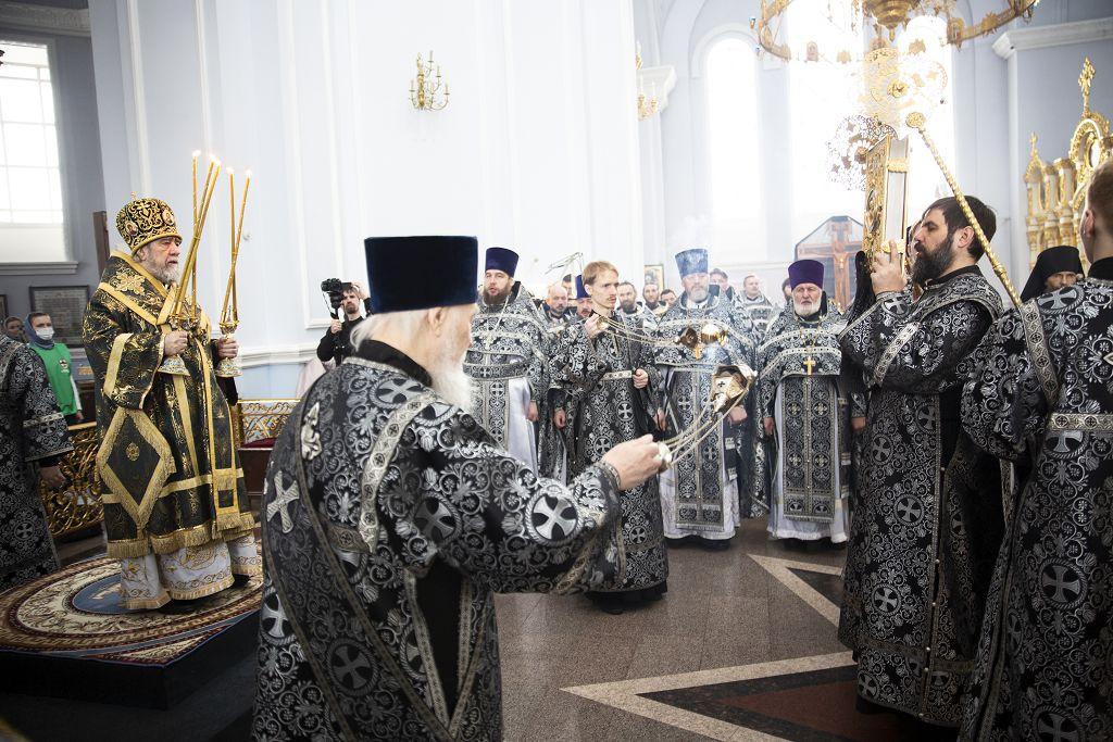 2021.04.02 Литургия Преждеосвященных Даров(19)