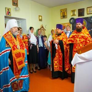 2021.05.07 поздравление с Пасхой в школе славянской письменности св. Кирилла и Мефодия(12)