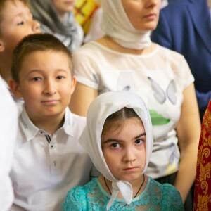 2021.05.07 поздравление с Пасхой в школе славянской письменности св. Кирилла и Мефодия(17)