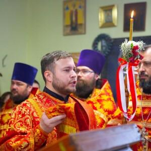 2021.05.07 поздравление с Пасхой в школе славянской письменности св. Кирилла и Мефодия(20)