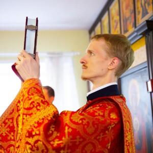 2021.05.07 поздравление с Пасхой в школе славянской письменности св. Кирилла и Мефодия(24)