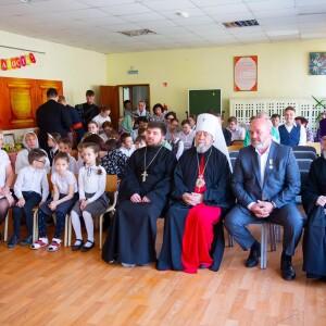 2021.05.07 поздравление с Пасхой в школе славянской письменности св. Кирилла и Мефодия(35)