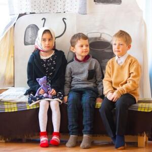 2021.05.07 поздравление с Пасхой в школе славянской письменности св. Кирилла и Мефодия(42)