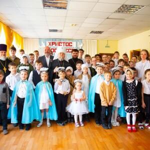 2021.05.07 поздравление с Пасхой в школе славянской письменности св. Кирилла и Мефодия(48)