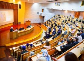 Состоялось пленарное заседание Х региональных образовательных Кирилло-Мефодиевских чтений