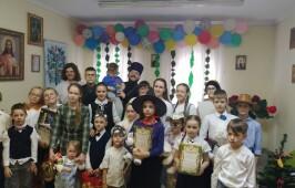 Радость Пасхи в воскресной школе!