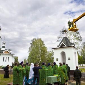 2021.06.25 освящение колокольни при храме св. Димитрия Донского при танковом институте(46)