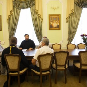 2021.06.30 встреча митрополита Владимира с представителями московского фонда по привозу мощей(10)