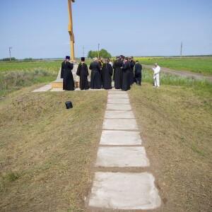 2021.07.01 Крестный ход вокруг г. Омска со св. мощами Александра Невского(55)